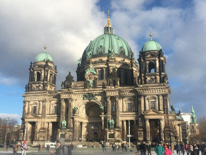 The Cathedral of Berlin