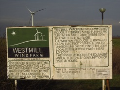 Westmill Wind and Solar Farm (Photo: Soeren Steding)