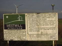 Westmill Wind and Solar Farm (Photo: Soeren Steding)