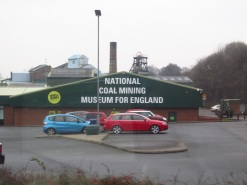 The National Coal Mining Museum (Photo: Soeren Steding)