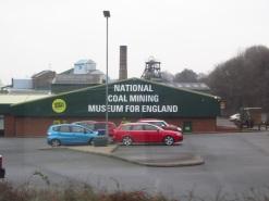 The National Coal Mining Museum (Photo: Soeren Steding)